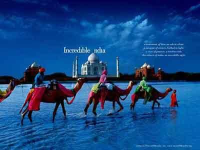 Perkosaan Marak, Slogan Wisata India Diejek
