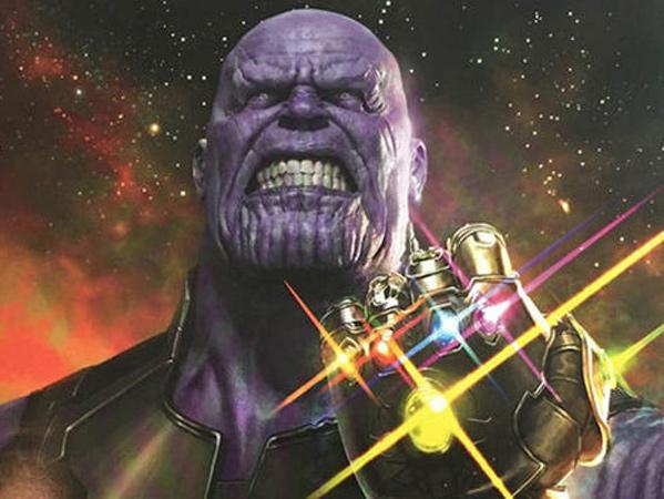 Masih Demam 'Avengers: Endgame', Yuk Intip Kalung Cantik Infinity Stone Ala Thanos