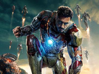 Wah, Rumah Tony Stark Hancur Lebur Diserang Musuh!