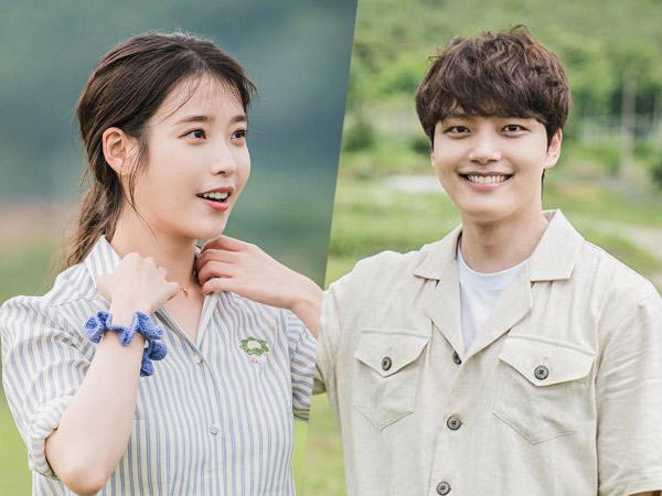 Terungkap Cerita di Balik Terwujudnya Reuni Manis IU dan Yeo Jin Goo