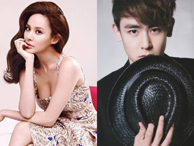 Gara-gara Nichkhun, Ivy Pernah Diteror Fans 2PM?