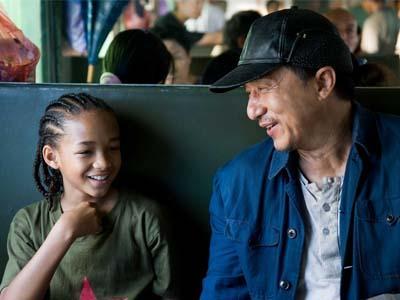 Wah, Jackie Chan dan Jaden Smith akan Bertemu Kembali dalam Film 'Karate Kid 2'?