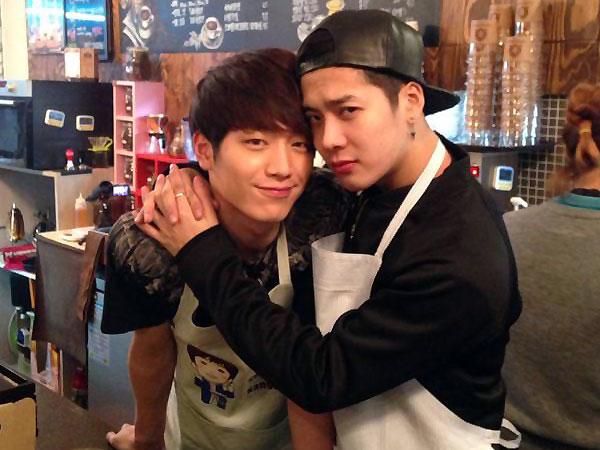 Serunya Saat Jackson GOT7 & Seo Kang Joon Kerja Part Time di Episode 'Roommate' Terbaru