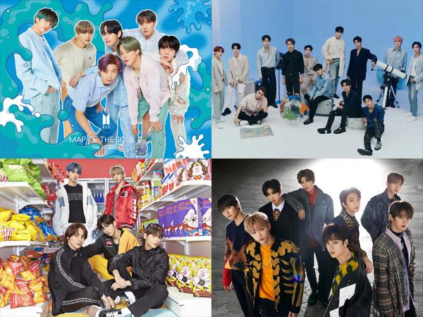 Hanya 4 Grup K-Pop yang Raih Kemenangan di Japan Gold Disc Awards 2021