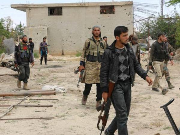 Anggotanya Dipenggal, Jaysh Al-Islam Balas Rilis Video Tembak Anggota ISIS