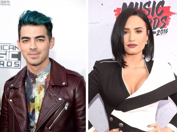 Kembali Satu Panggung, Demi Lovato dan Joe Jonas Reuni 'Camp Rock'