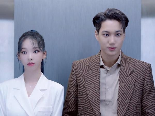 Tampil Bareng Kai EXO, Visual Karina aespa Jadi Perbincangan K-Netz