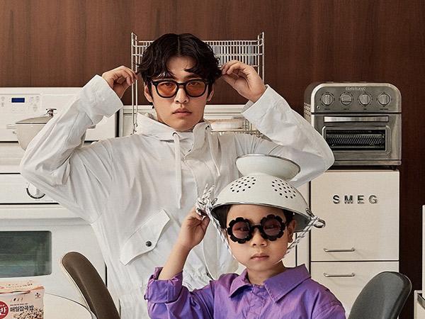 Gemasnya Hasil Pemotretan Kang Ha Neul dan Uju 'Hospital Playlist'