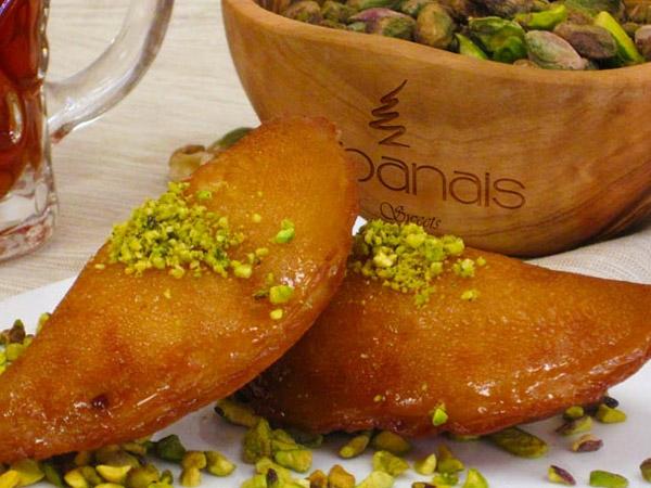 Resep Mudah Buat Katayef, Pancake Khas Bulan Ramadhan
