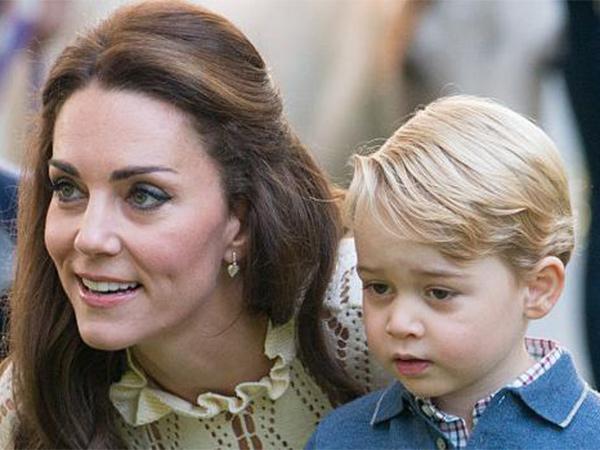 ISIS Ancam Bunuh Kate Middleton dan Pangeran George Lewat Racun Makanan