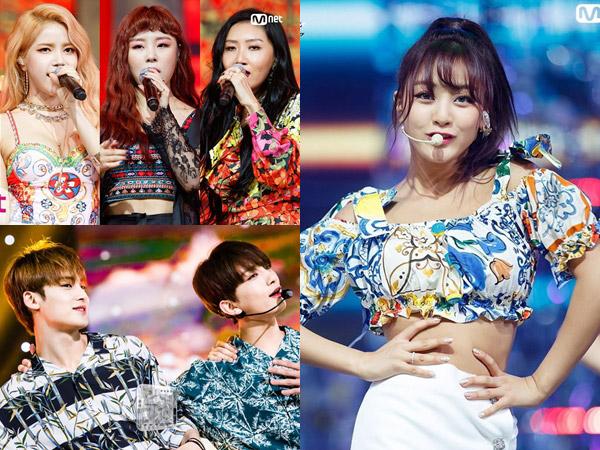 Yuk Contek Inspirasi Paduan Outfit dan Aksesoris Khas Musim Panas Ala Idola K-Pop!