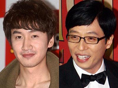 Lee Kwang Soo Gerah Liat Obsesi Yoo Jae Suk Terhadap Bokongnya di Variety Show