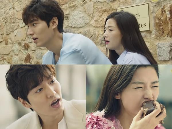 Makin Bikin Penasaran, SBS Rilis Teaser 'Kencan' Kocak nan Romantis 'Legend of the Blue Sea'
