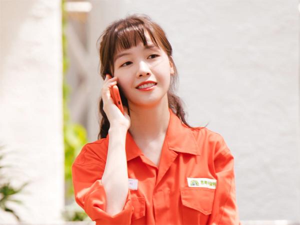 Transformasi Minah Girl's Day Jadi Pengurus Kebun Raya Cantik di Drama Baru