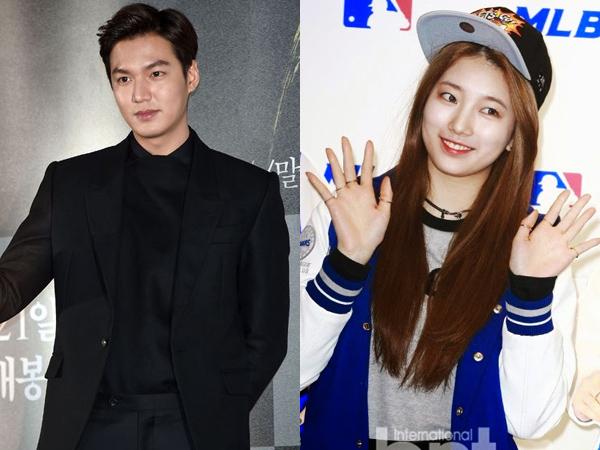 Kabar Pacaran Lee Min Ho dan Suzy miss A Buat Saham JYP Entertainment Turun