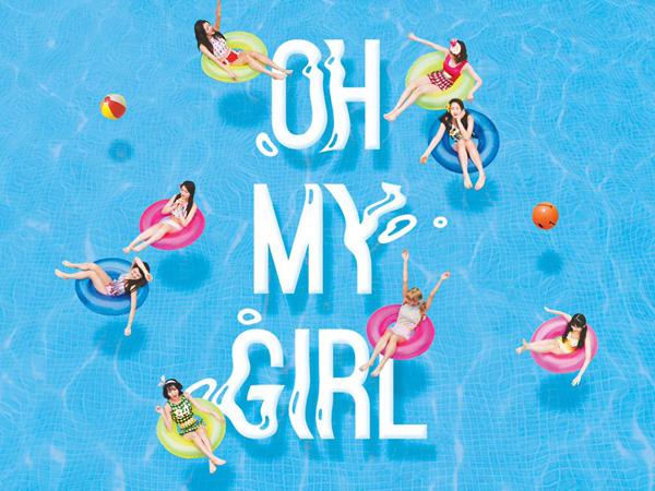 Detail Album Terungkap, Oh My Girl Berpesta di Kolam Renang dalam Teaser Comebacknya!