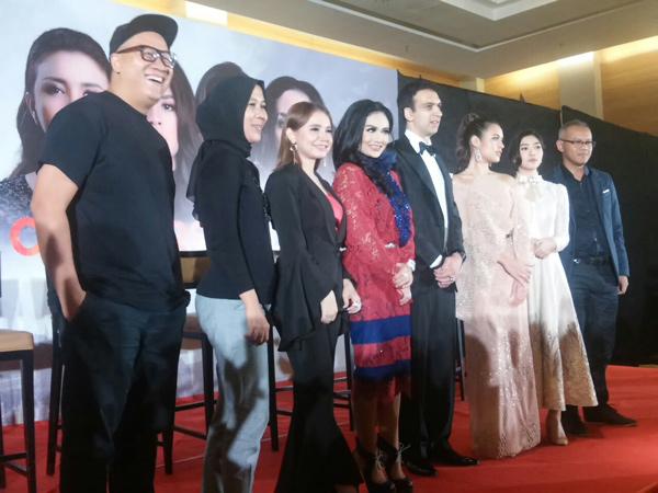'Ayat Ayat Cinta In Concert' Satukan 4 Diva Sepanjang Masa dalam Satu Panggung