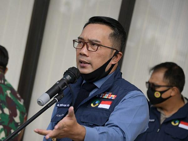 Ridwan Kamil Sindir Halus Figur Publik Tak Percaya COVID-19, Kasih Contoh 'Karma' Nyata