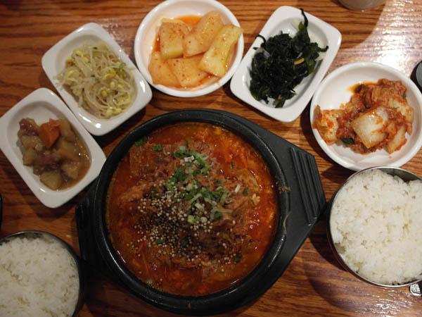 Yuk, Kenali Makanan Yang Sering Disajikan Saat Musim Dingin Di Korea