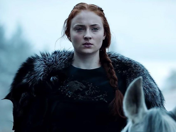 Alami Depresi Akibat Popularitas Game Of Thrones, Sophie Turner 'Diselamatkan' Joe Jonas