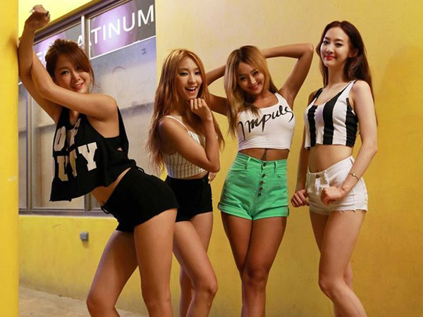 Duh, Video Musik 'I Swear' Sistar Dituduh Plagiat Video Milik DJ Tiesto?