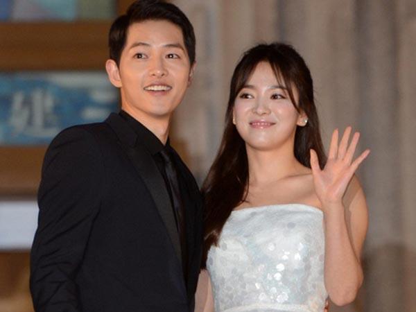 Cintai Karir Aktornya, Song Joong Ki Ingin Akting Bareng Song Hye Kyo Lagi 30 Tahun Kemudian?