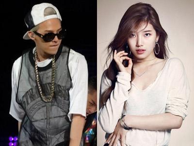 Lucunya Balasan Twitter G-Dragon untuk Suzy miss A