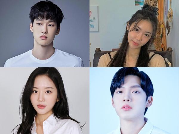 Profil Pemain Pendukung Web Drama 'Blue Birthday'
