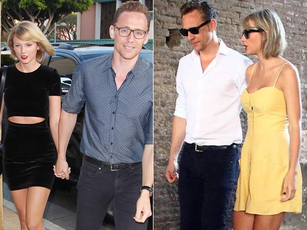 Dua Gaya Fashion Ini Jadi Ciri Khas Tom Hiddleston Saat Kencan dengan Taylor Swift?