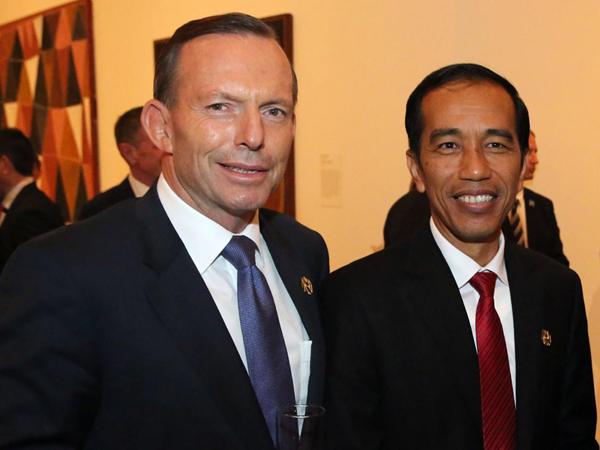 Presiden Jokowi Undur Eksekusi Mati 'Bali Nine'