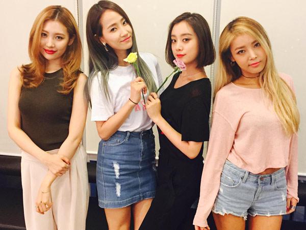 Tepat di Ultah ke-10, Wonder Girls Rilis Salam Terakhir untuk Fans Lewat Lagu 'Draw Me'