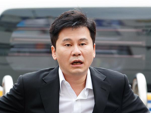 Giliran Yang Hyun Suk Penuhi Panggilan Polisi Atas Kasus Judi