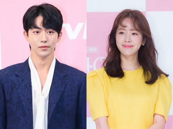 Nam Joo Hyuk dan Han Ji Min Siap Jadi Pasangan Romantis di Drama Fantasi Terbaru JTBC