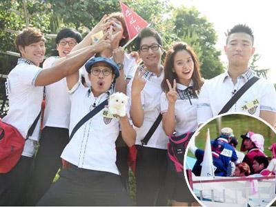 Infinite, B2ST, 2PM, Sistar, dan Grup Idola Lainnya Siap Ramaikan Running Man Edisi Spesial!