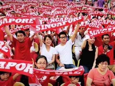 Masyarakat Singapura Masyarakat Paling Tidak Bahagia Di Dunia?