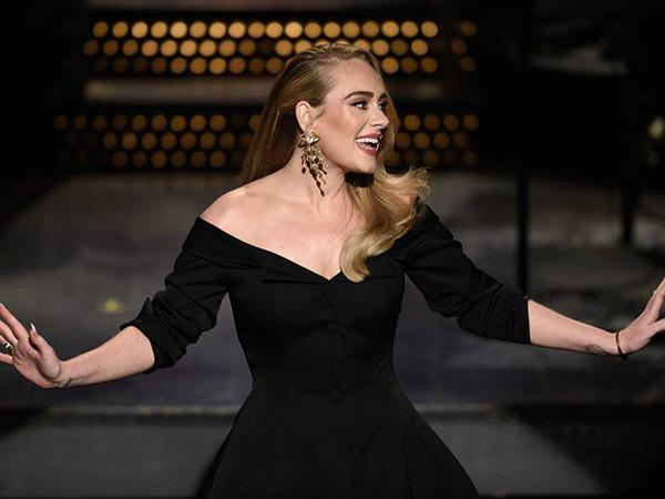 Adele Bercanda Soal Berat Badan, Album Baru hingga Perceraian di SNL