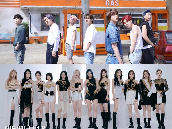 BTS Kembali No. 1, LOONA Debut di Chart Billboard World Albums Minggu Ini