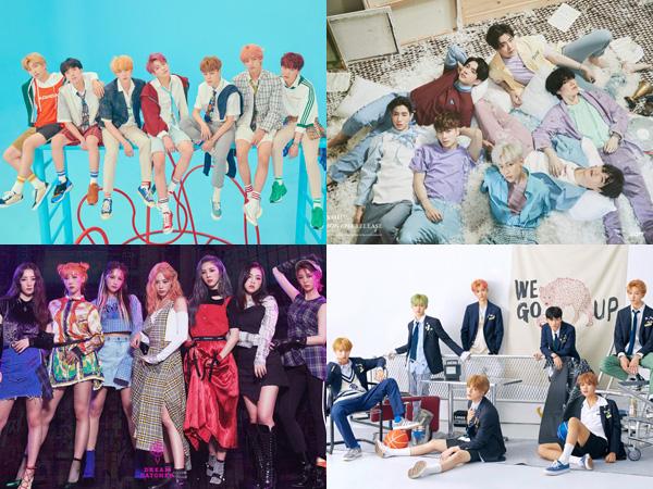 Didominasi BTS, Inilah Album K-Pop yang Tempati Posisi di Chart Billboard World Albums Minggu Ini