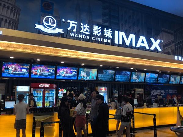 Bangkit Dari Serangan Corona, Ratusan Bioskop di Tiongkok Kembali Beroperasi