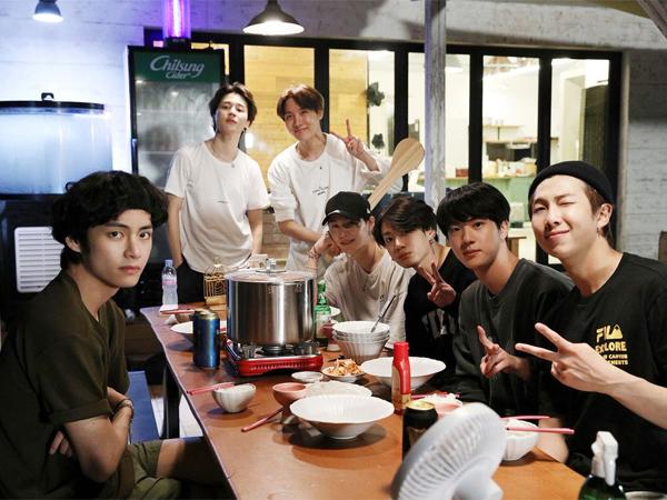 Musim Kedua Reality Show BTS 'In the SOOP' Siap Tayang Bulan Depan