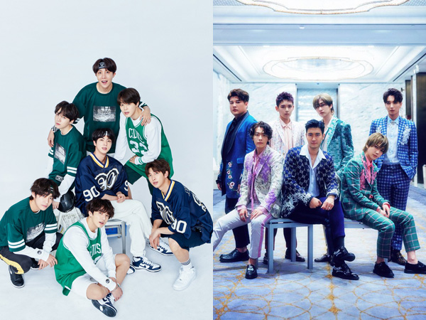 Masuk Banyak Nominasi, BTS dan Super Junior Rebutkan Gelar Grup Terbaik di People's Choice Awards