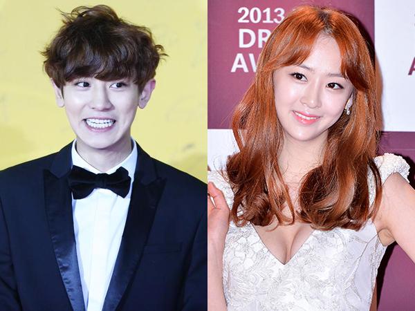 Chanyeol EXO Tunjuk Dasom SISTAR Sebagai Tipe Menantu Ideal Bagi Sang Ibu?