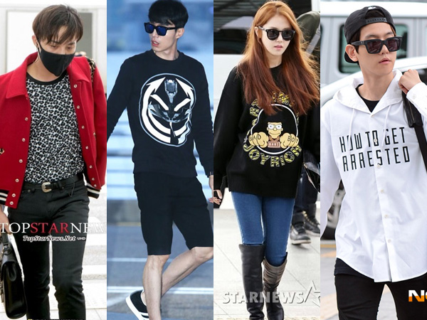 HBA Hingga Thom Browne, Intip Brand Fashion Dunia Favorit Seleb Korea Sepanjang 2014