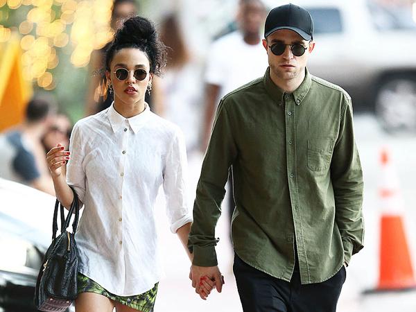 Rencanakan Pernikahan, Robert Pattinson-FKA Twigs Siap Punya Anak?