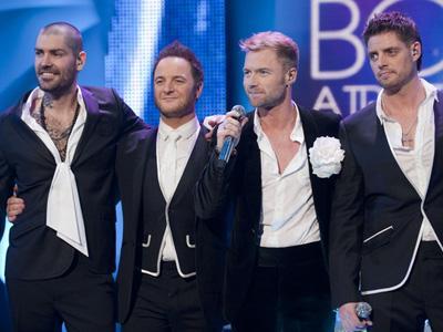 Boyzone Masih Lebih Populer dari One Direction dan The Wanted?