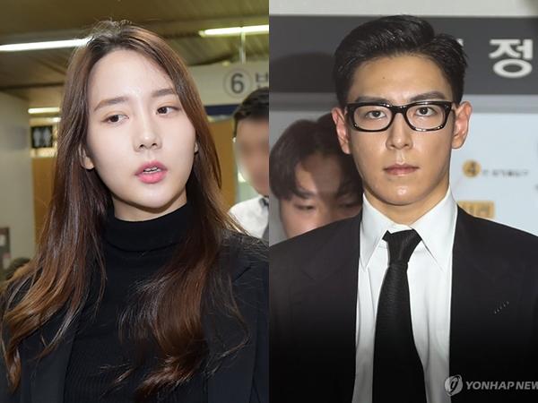 Dispatch Ungkap Percakapan YG Diduga Kirim Han Seo Hee ke Amerika Demi Tutupi Kasus T.O.P