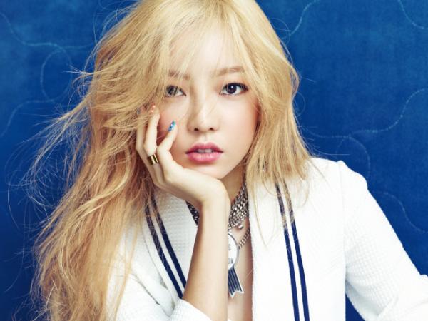 Status Kontrak Belum Jelas, Hara KARA akan Gabung ke Agensi Kim Soo Hyun?