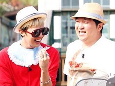 Tampil di Infinity Challenge, Jung Hyung Don Pilihkan Baju Untuk G-Dragon