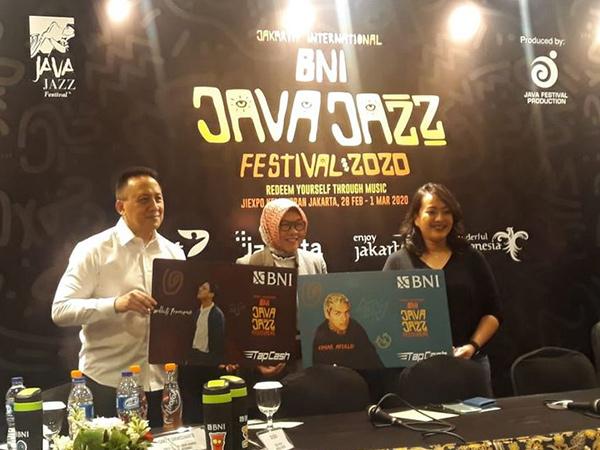 Satu Musisi Asing Diganti, Simak Line Up dan Kolaborasi Spesial di Java Jazz Festival 2020