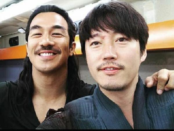 Jelang Rilis, Joe Taslim Ungkap Pengalaman Main Film Korea 'Swordsman'